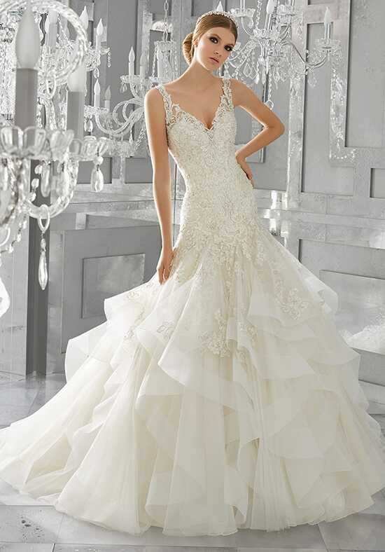 Morilee by Madeline Gardner Mattea | Style 8195 Ball Gown Wedding Dress