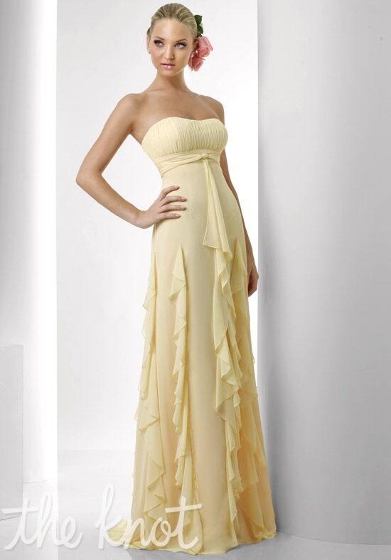 Bari Jay Bridesmaids 918 Strapless, Sweetheart Bridesmaid Dress