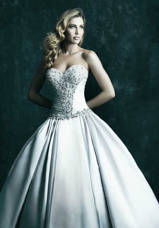 Allure Couture C240 Wedding Dress photo