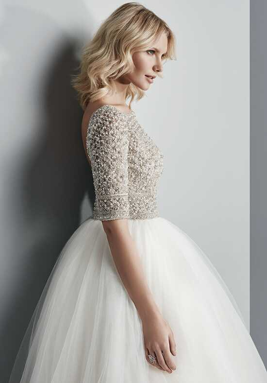 Sottero and Midgley Allen Ball Gown Wedding Dress