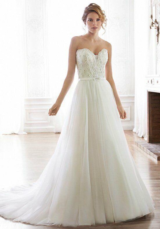 Maggie Sottero Enza Ball Gown Wedding Dress
