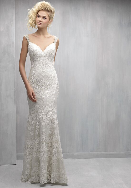 Madison James MJ270 Sheath Wedding Dress