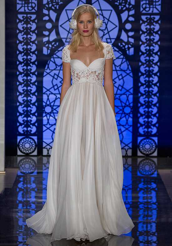 Reem Acra Adele Wedding Dress photo