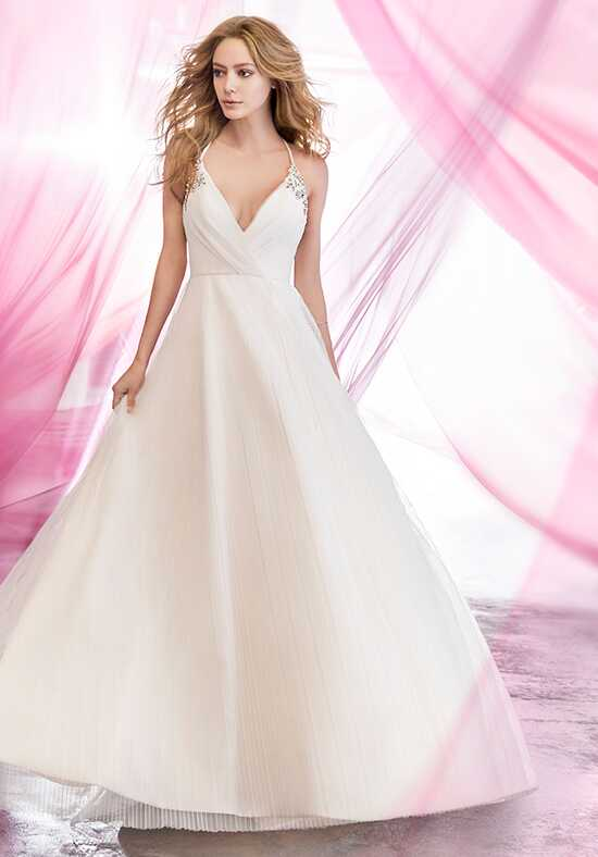 Blush by Hayley Paige 1605 Cosmos A-Line Wedding Dress