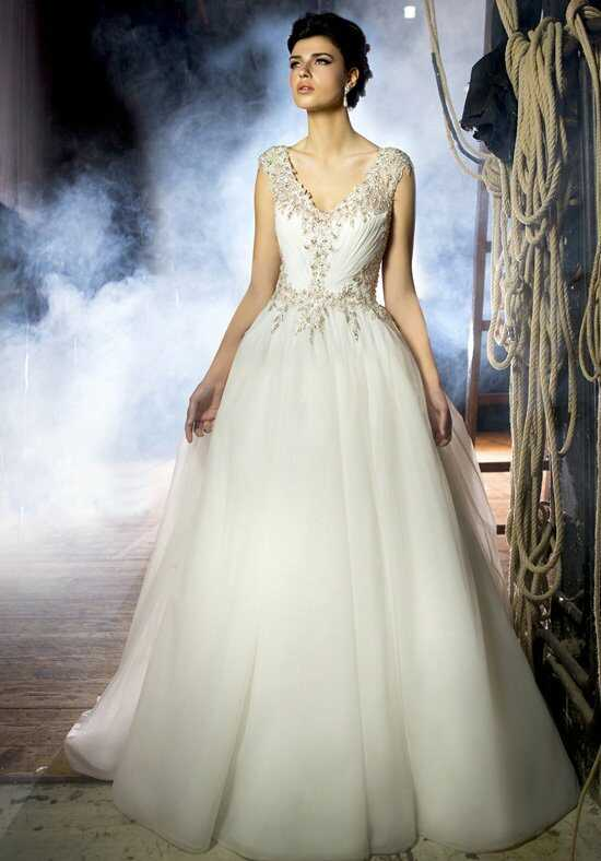 Stephen Yearick KSY48 Wedding Dress photo