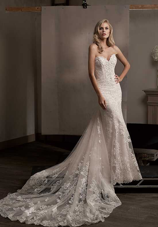 Jasmine Couture T192003 Sheath Wedding Dress