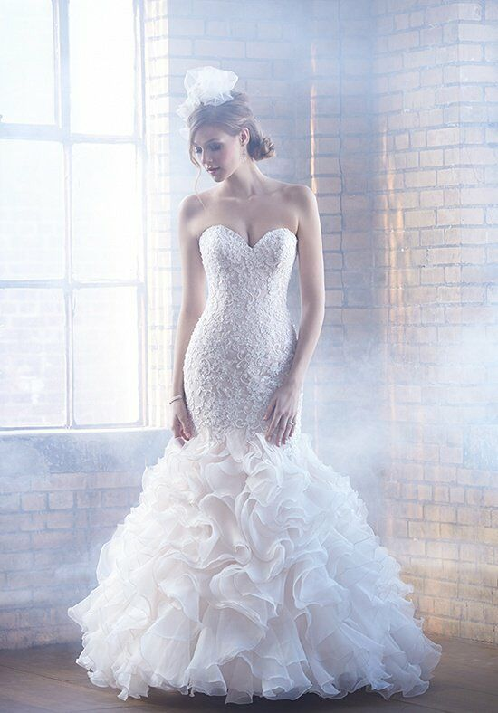 Madison James MJ155 Ball Gown Wedding Dress