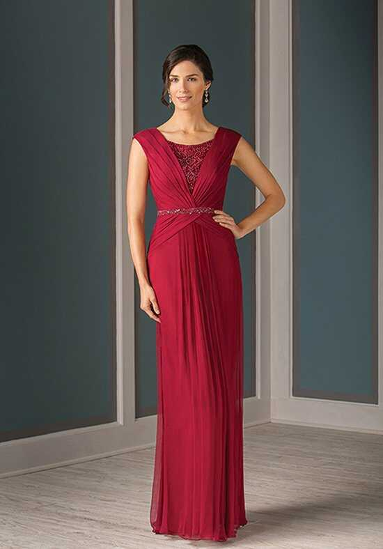 Jade Couture K188005 Red Mother Of The Bride Dress