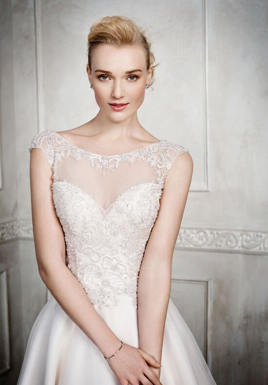 Kenneth Winston 1677 A-Line Wedding Dress