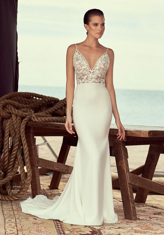 Mikaella 2190 Mermaid Wedding Dress