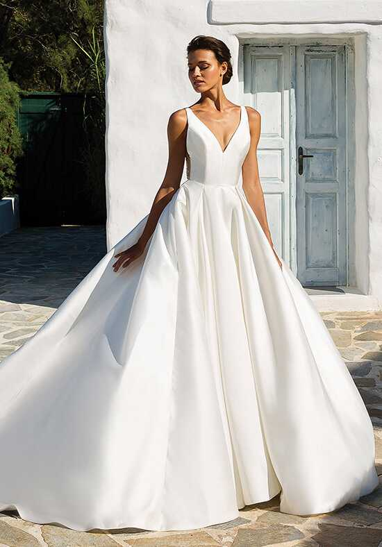 Justin Alexander 8937 Ball Gown Wedding Dress