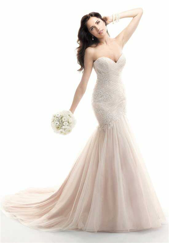 Maggie Sottero Haven Mermaid Wedding Dress