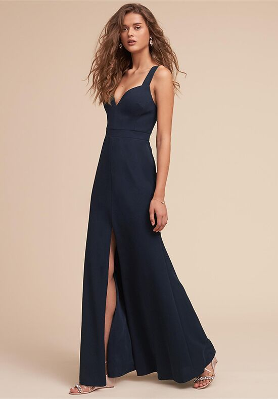 BHLDN (Bridesmaids) Ansel Dress V-Neck Bridesmaid Dress