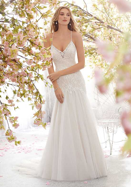 Morilee by Madeline Gardner/Voyage 6895 / Lara Mermaid Wedding Dress