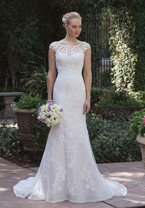 Sincerity Bridal 4018 Mermaid Wedding Dress