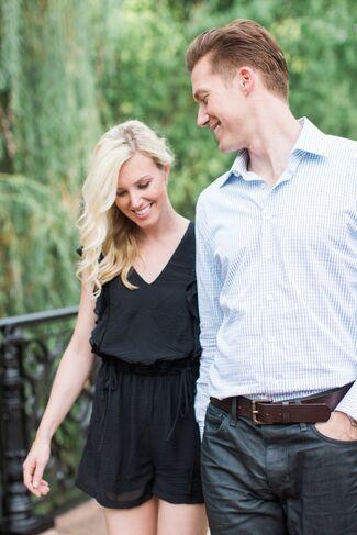 Sara Coffey And Andrew Serkes Wedding Photo 1