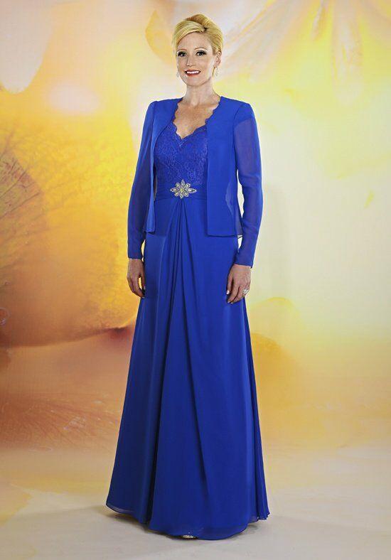 Blue Grandmother of the Bride Dresses