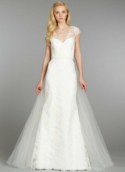 Tara Keely 2359 Mermaid Wedding Dress