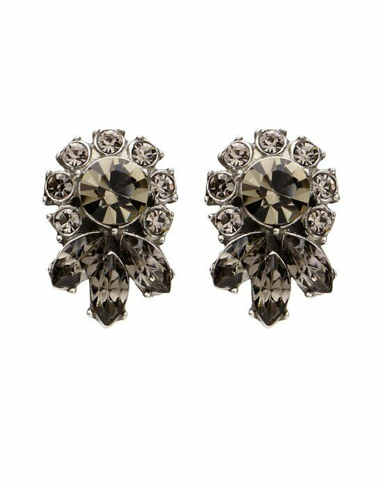 Thomas Laine Ben-Amun Colorful Glamour Stud Earrings Wedding Earring photo