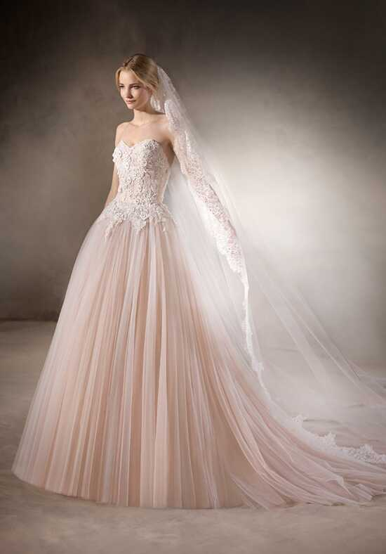 LA SPOSA HARPER Ball Gown Wedding Dress