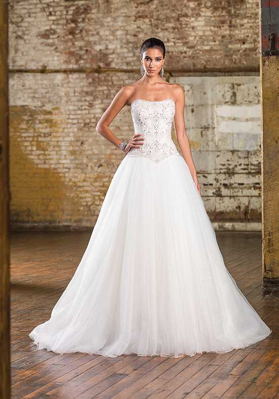 Justin Alexander Signature 9840 Ball Gown Wedding Dress