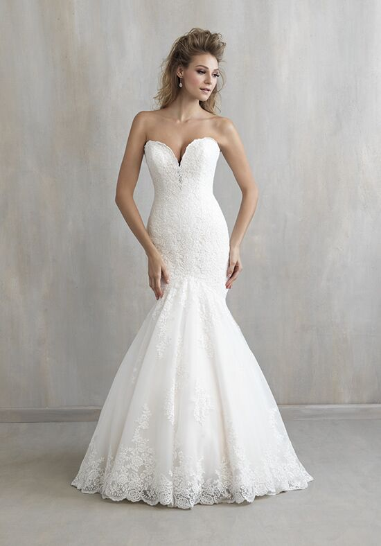 Madison James MJ215 Mermaid Wedding Dress
