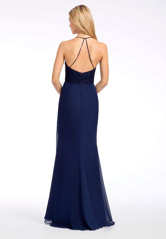 Hayley Paige Occasions 5652 V-Neck Bridesmaid Dress