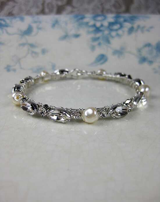 Everything Angelic Bella Bangle Bracelet - b207 Wedding Bracelet photo