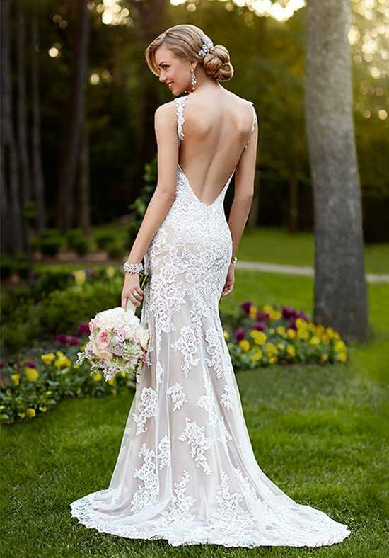 Stella York 5984 Sheath Wedding Dress