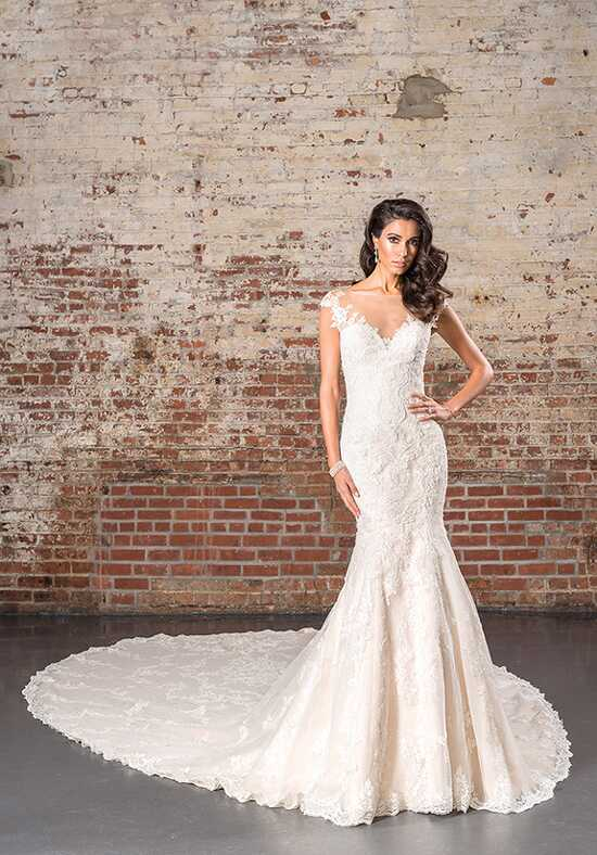 Justin Alexander Signature 9845 A-Line Wedding Dress
