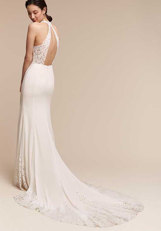 BHLDN Cruz Sheath Wedding Dress