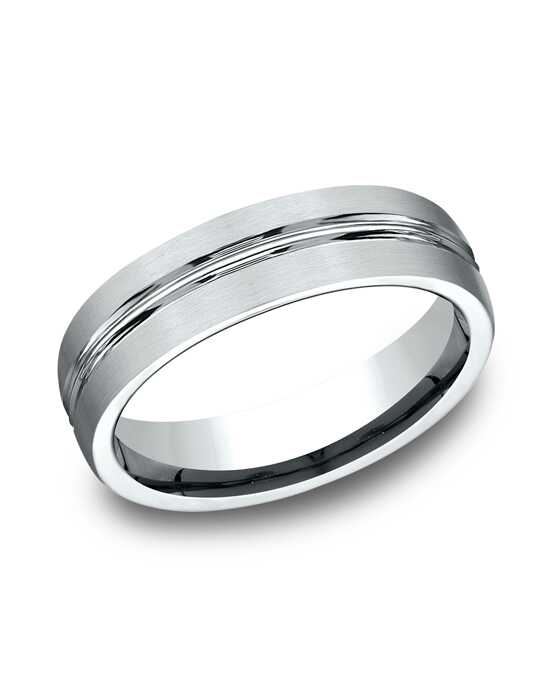 Benchmark CF56411W White Gold Wedding Ring