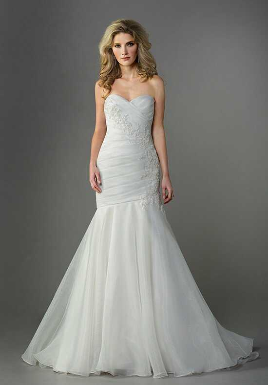 Jasmine Collection F161072 Mermaid Wedding Dress