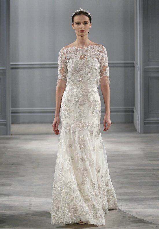Monique Lhuillier Darcelle Gown Wedding Dress