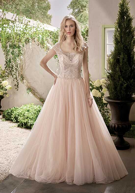 Jasmine Collection F191014 Ball Gown Wedding Dress
