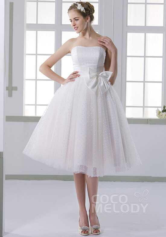 CocoMelody Wedding Dresses JWXK15001 A-Line Wedding Dress