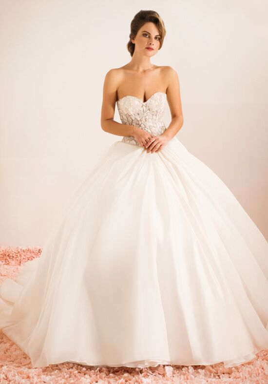 Ysa Makino KYM168 Ball Gown Wedding Dress
