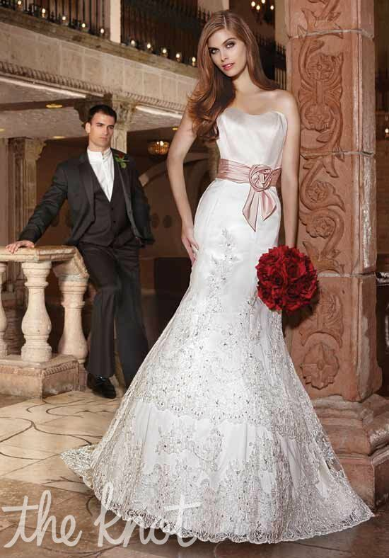 Impression Bridal 10026 A-Line Wedding Dress