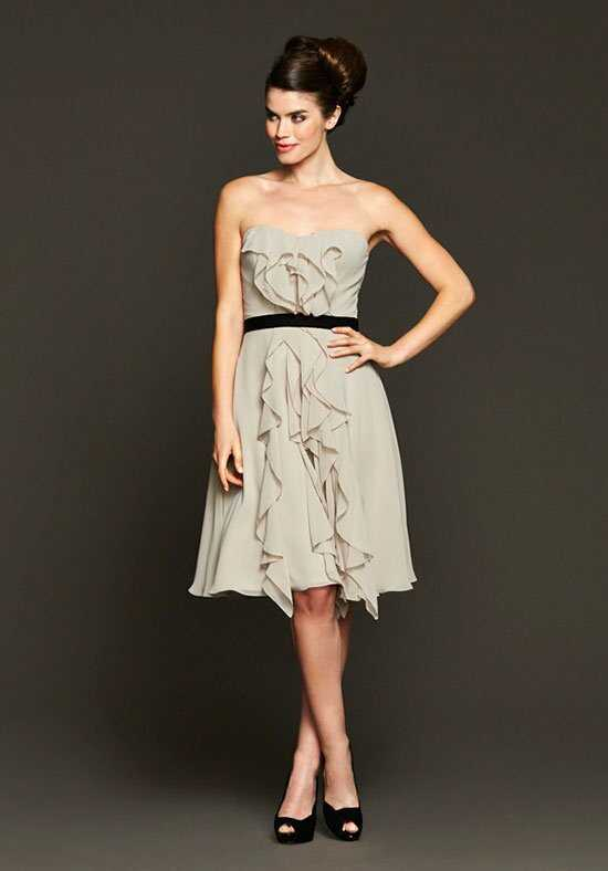 Badgley Mischka BM15-7 Sweetheart Bridesmaid Dress