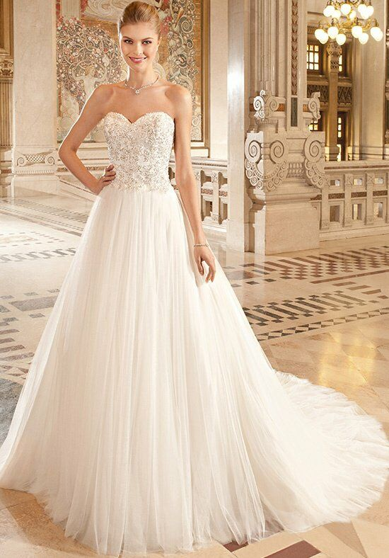 Demetrios GR260 Ball Gown Wedding Dress