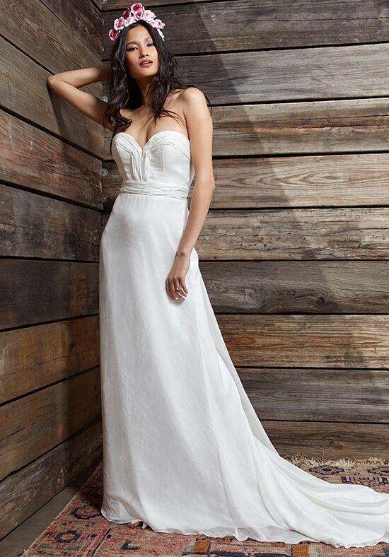 Ivy Aster Amelia Sheath Wedding Dress