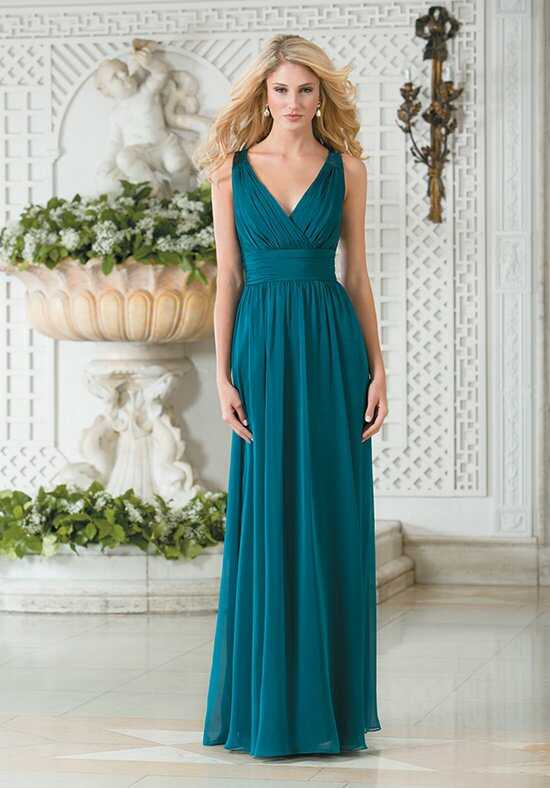 Belsoie L174015 V-Neck Bridesmaid Dress