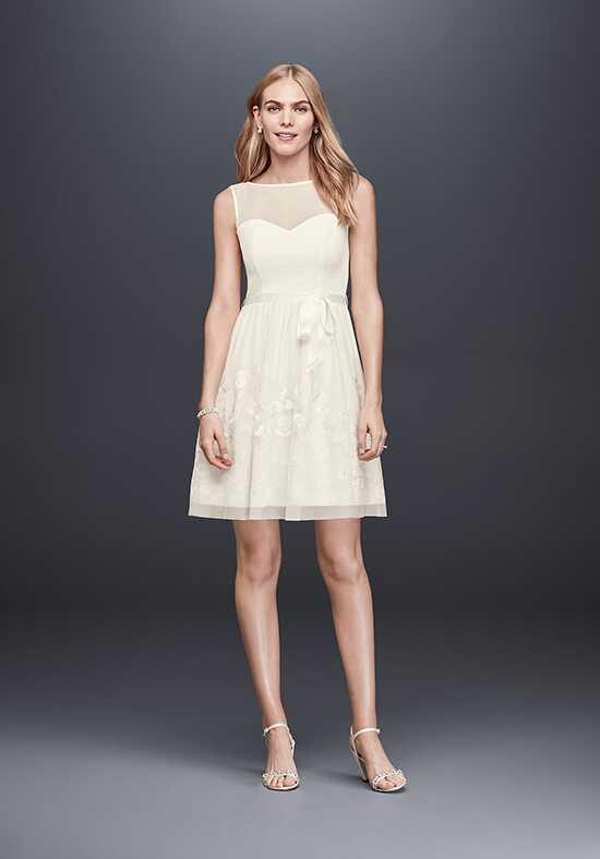 Tea length wedding dresses davids bridal junglespirit Gallery