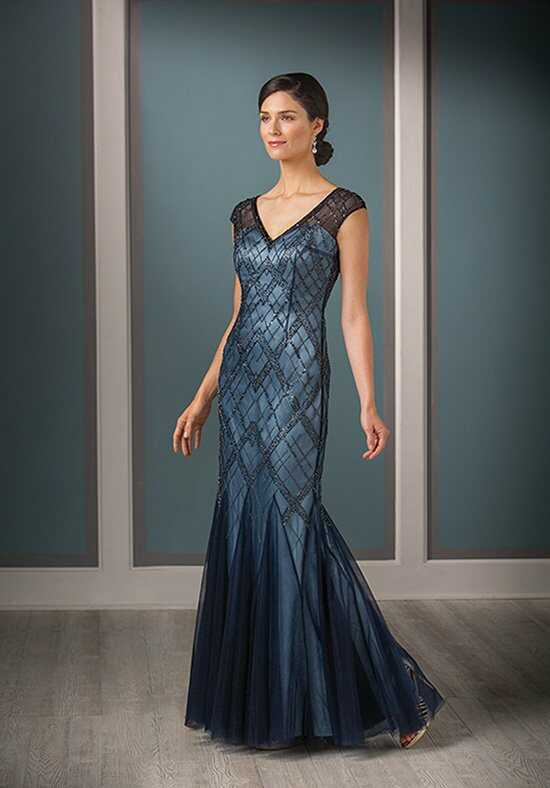 Jade Couture K188004 Blue Mother Of The Bride Dress