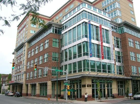 Hilton Garden Inn Downtown Ithaca Commons. 130 East Seneca Street, Ithaca,  NY, United States 607.277.8900