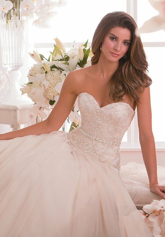 Jasmine Collection F171003 Ball Gown Wedding Dress