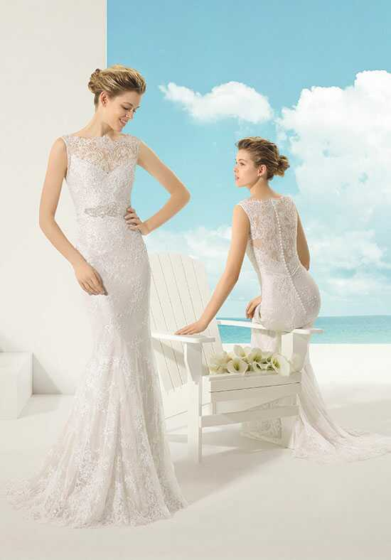 Soft by Rosa Clará Viento Mermaid Wedding Dress