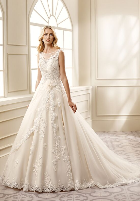 Eddy K EK1077 Ball Gown Wedding Dress