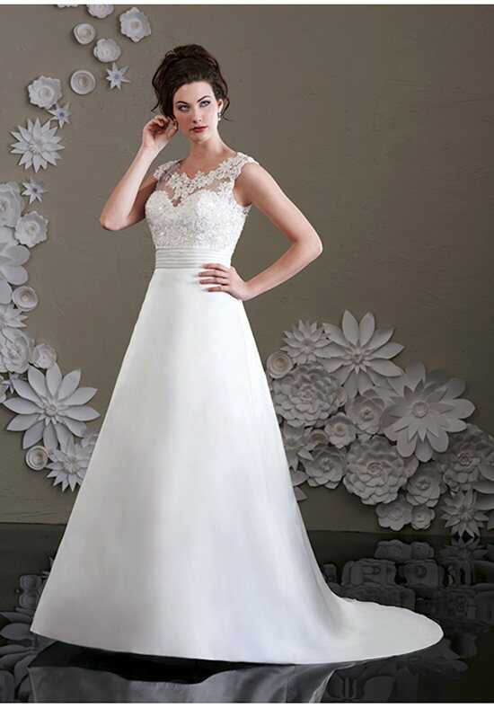 1 Wedding by Mary's Bridal 3Y394 A-Line Wedding Dress