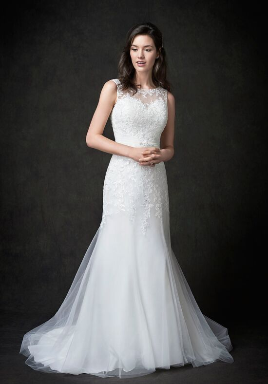 Kenneth Winston: Gallery Collection GA2289 Sheath Wedding Dress